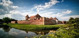 Chateaux de la Roumanie: La Citadelle Fagaras